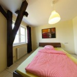 Schlafzimmer Balken